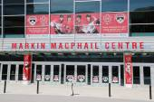 Markin MacPhail Hockey Centre located in Canada Olympic Park