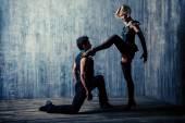 Vášeň tango