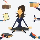 Podnikatelka jógu