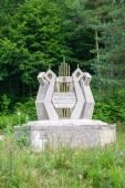 Musical-emlékmű, a nagy román zeneszerző, Ciprian Porumbescu tiszteletére épült