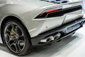 The Lamborghini Huracan Spyder LP 610-4.