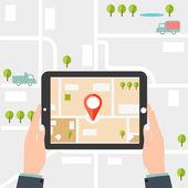 Mobil-Gps navigáció