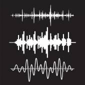 Zvukové vlny sada
