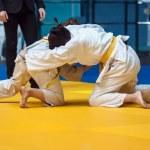 Постер, плакат: Girls in Judo