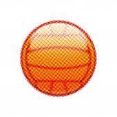 Halbton-Sport-Kugel