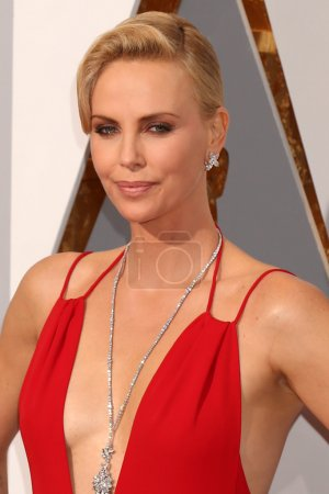 Actress Charlize Theron