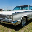 Постер, плакат: PAAREN IM GLIEN GERMANY MAY 19: The Chrysler 300 2 door hardtop 1966 The Chrysler 300 Chrysler 300 Non Letter Series was a full size automobile produced by Chrysler from 1962 until 1971 The