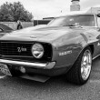Постер, плакат: Pony car Chevrolet Camaro Z28 first generation