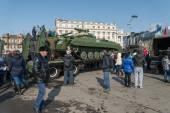 Modern orosz páncélozott járművek