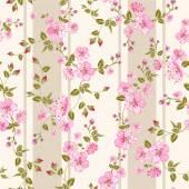 Frühling-Blumen-Tapete