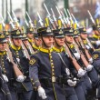Постер, плакат: Military parade for the Greece Independence Day