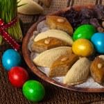 Постер, плакат: Eastern sweets on Nowruz holiday