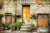 Kouzelnými uličkami starého italského vesnic
