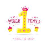 Herzlichen Glückwunsch zum ersten Geburtstag