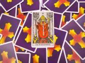 Tarot cards Tarot, the hierophant  card
