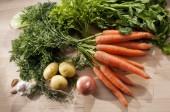 Skupina zeleniny