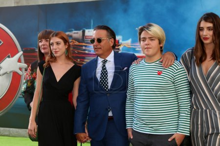 Andy Garcia, Family