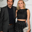 ������, ������: Demian Bichir and Diane Kruger