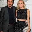 Постер, плакат: Demian Bichir and Diane Kruger