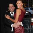 Постер, плакат: Brett Ratner and Irina Shayk