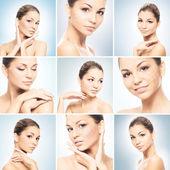 Ženské portréty s šipkami