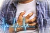 Muži s bolestí na hrudi - infarkt