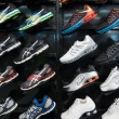 Постер, плакат: Exposition of nike sport shoes