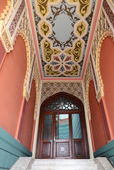 Zdobené vchody, skryté od fasády - fenomén Tbilisi