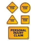 Personenschäden Anspruch Zeichen