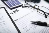 Vyplnění daňového přiznání na ploše
