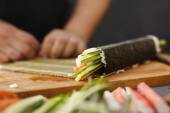Suši futomaki
