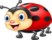 Art black bug cartoon characters cheerful clip communications cute face first fly funny happiness icon idea illustration insect isolated kid ladybird ladybug mascot natural nature object red sign smile spot standing