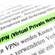 Постер, плакат: Virtual Private Network VPN