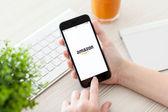 Girl gazdaság iphone 6 hely szürke szolgáltatás Amazon
