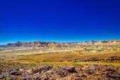 Negevská poušť Izrael