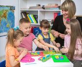 Vzdělání, preschooler koncepce