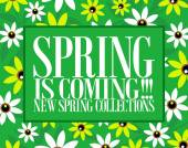 Spring is coming new collection