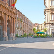 Постер, плакат: The Square of Vincenzo Bellini