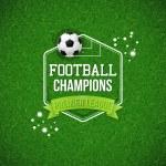 Постер, плакат: Soccer football poster