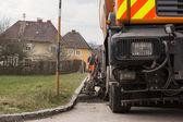 Zametací čistí silnice