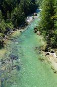 Whitewater řeky Salza - Rakousko