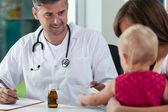 Pediatr dávat holčička recept