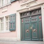 Постер, плакат: Museum in the house where Ludwig van Beethoven was born Bonn