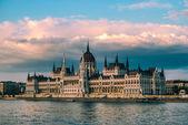 Budova parlamentu Budapešť