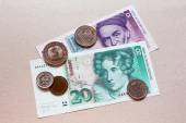 German mark, old currency