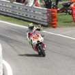 Постер, плакат: Andrea Iannone of Ducati Pramac team racing