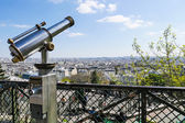 Heiliges Herz Sacré-Coeur in Montmartre