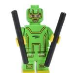 ������, ������: Kick Ass Custom Lego Minifigure
