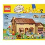 Постер, плакат: The Simpsons House Lego