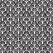 Seamless Art Deco Background Pattern Texture Wallpaper